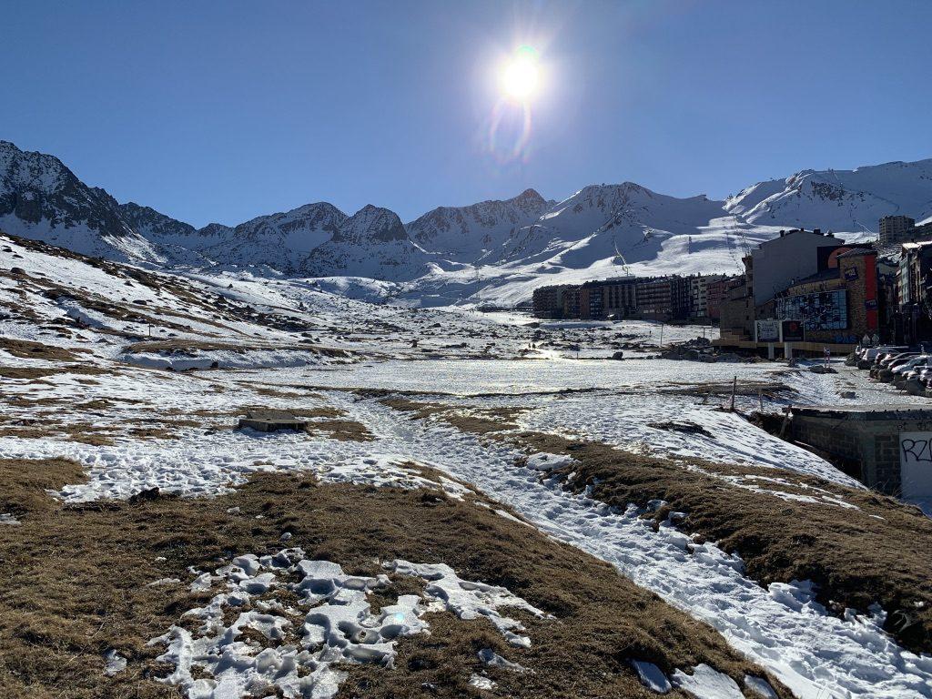 Pas de la Casa en Andorre