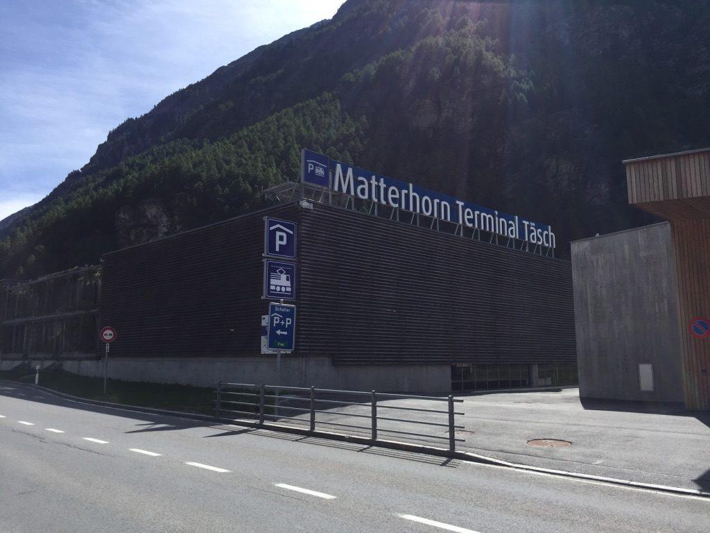 Matterhorn Terminal à Täsch