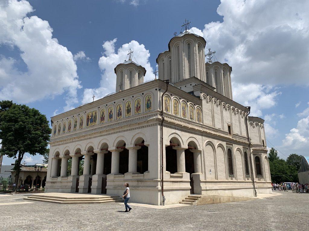 Voyage à Bucarest