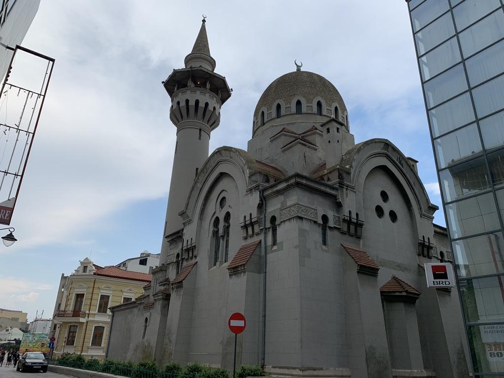 Mosquée de Constanța